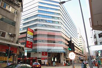 长沙湾广场 第02座, 香港写字楼