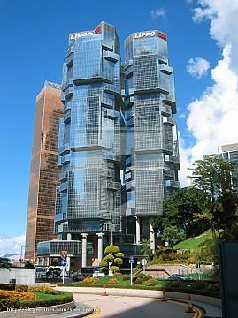 力寶中心 第02座, 香港寫字樓
