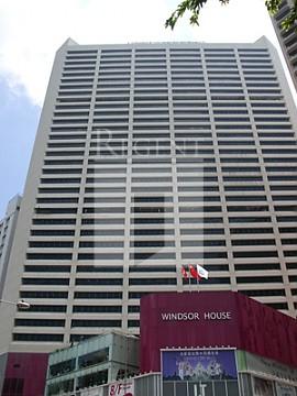 皇室大廈, 香港寫字樓