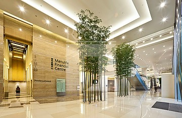 MANULIFE FINANCIAL CTR TWR B (宏利金融中心 B座)