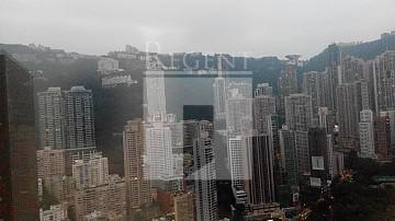 长江集团中心, 香港写字楼