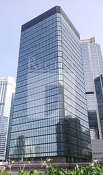 海富中心 第02座, 香港寫字樓