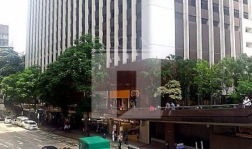 胡忠大厦, 香港写字楼