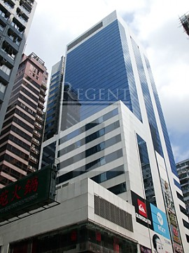 銅鑼灣廣場 第01期, 香港寫字樓