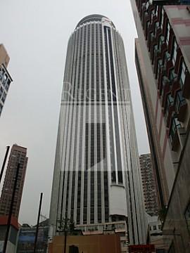 合和中心, 香港写字楼
