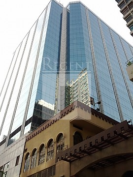 美麗華大廈, 香港寫字樓
