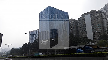 SHATIN GALLERIA (沙田商業中心)
