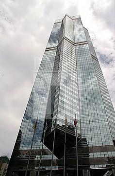 中环中心, 香港写字楼