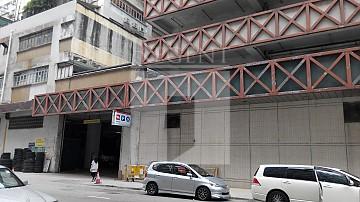 CCT TELECOM BLDG (中建電訊大廈)