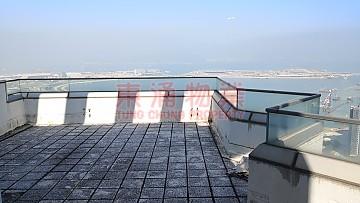 藍天海岸 ※ 超旱有頂層複式連天台特式單位
