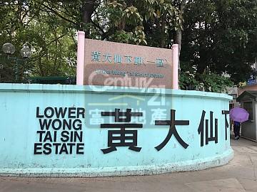 黃大仙下村 第15座 龍康樓