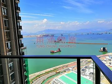 昇薈 4房2套,港珠澳橋海落地玻璃