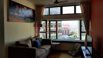 東堤灣畔2房, 靚裝, 高層, 開揚, 光亮