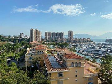 香港黃金海岸 大兩房 東南海景