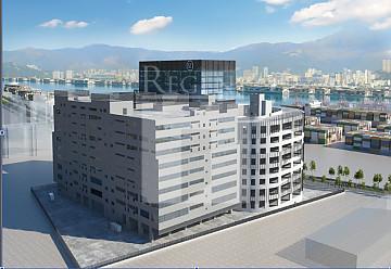 Asia Logistics Hub - Sf Ctr (亞洲物流中心 – 順豐大廈)