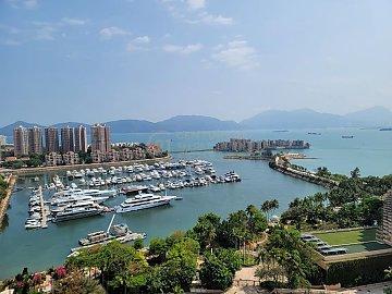 香港黃金海岸 高層東南 全海靚裝
