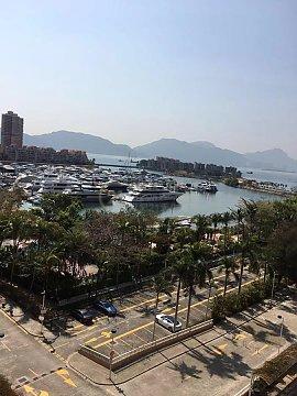 香港黃金海岸 相連單位 向海景