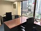 美國銀行中心, 香港寫字樓